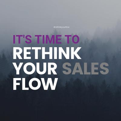 rethink sales flow banner