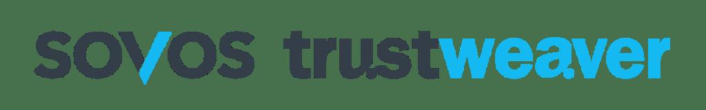 Image with logo Sovos TrustWeaver.