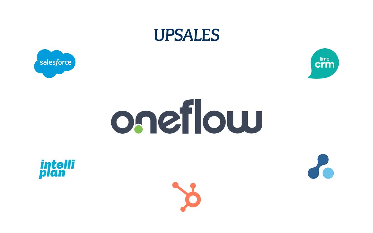 oneflow integrations