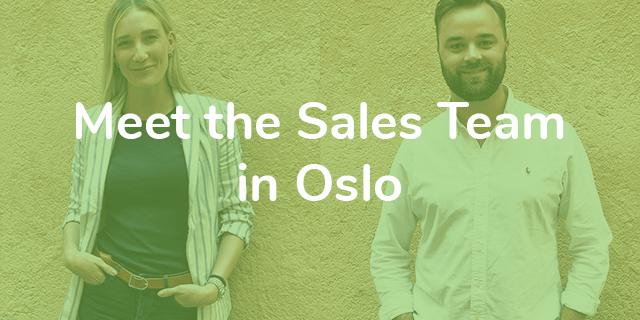 sales team oneflow oslo
