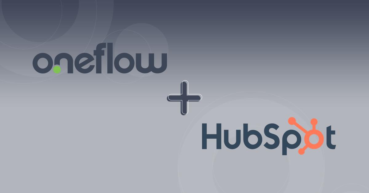 hubspot release oneflow