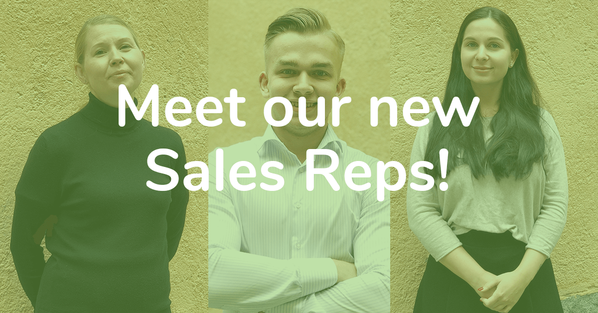 new sales reps oneflow