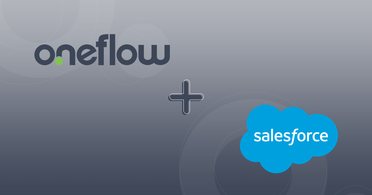 salesforce oneflow