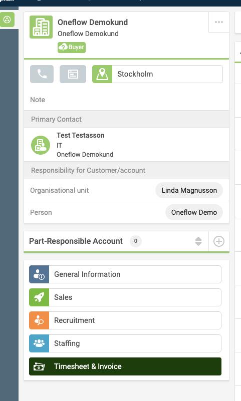 intelliplan oneflow sales contract