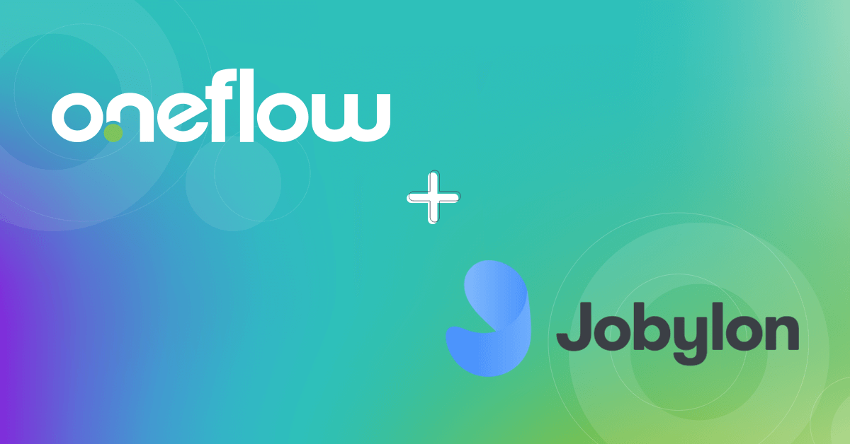 oneflow for jobylon release