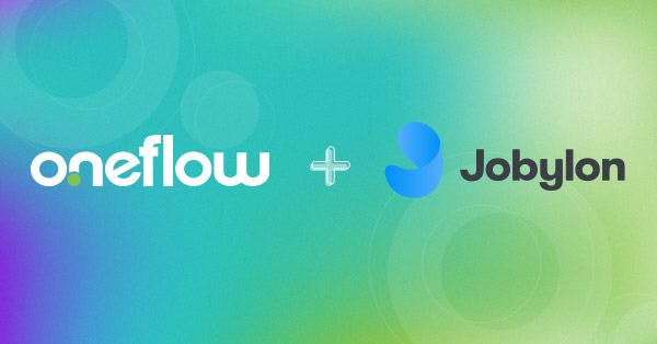 webinar oneflow and jobylon