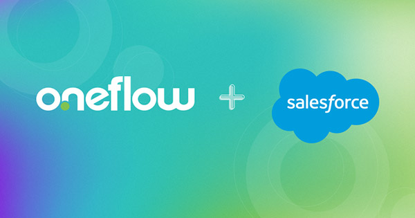 webinar oneflow and salesforce