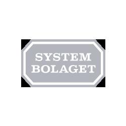 systembolaget logo gray