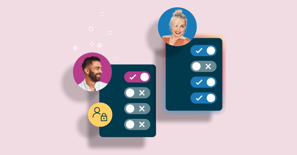 Sekretessavtal kan vara extra viktiga att signera med en juridiskt bindande signatur som Oneflow erbjuder. Bilden visar hur du med vår applikation. kan justera olika fält för redigering när du interagerar i avtalet.